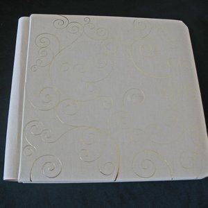7x7 Gold  Album New in original shrinkwrap/Pages.